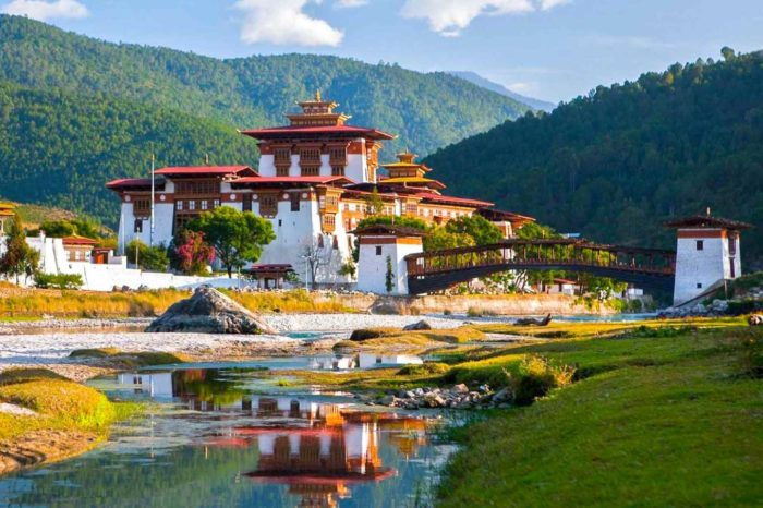 Bhutan Tour Package by Air
