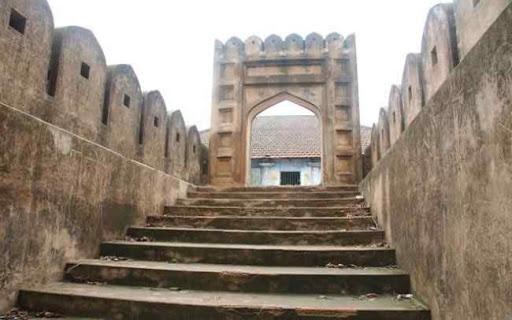 ইদ্রাকপুর জলদূর্গ